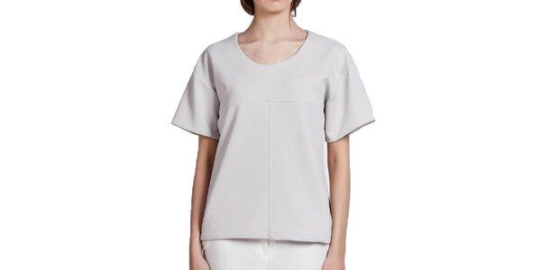 Dámské krémově bílé tričko Lanti
