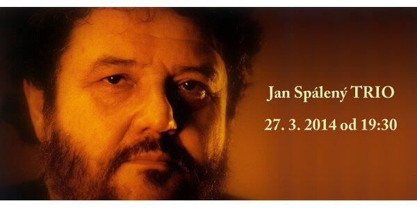 Jan Spálený TRIO- komorní koncert