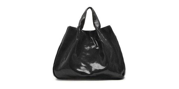 Černá maxi kabelka Belle&Bloom