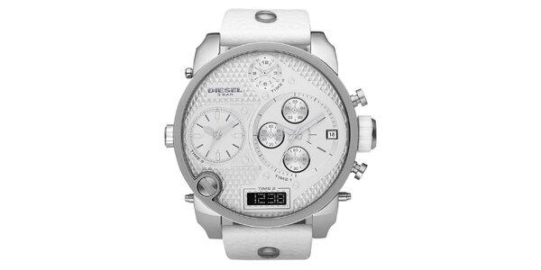 Pánské analogo-digitální hodinky Diesel s chronografem