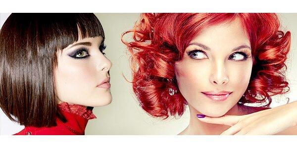 Dámský či pánský střih pro všechny délky vlasů