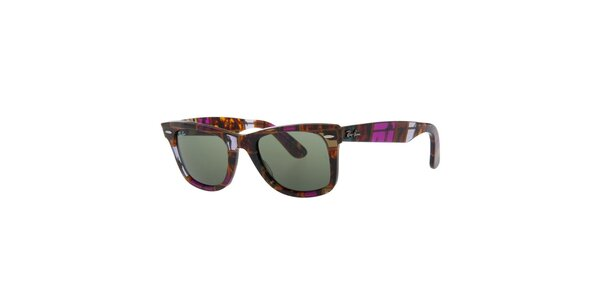 Dámské barevné sluneční brýle Ray-Ban