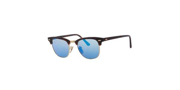 Sluneční brýle s modrými skly Ray-Ban