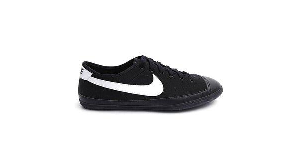 Pánské černé tenisky s bílými prvky Nike