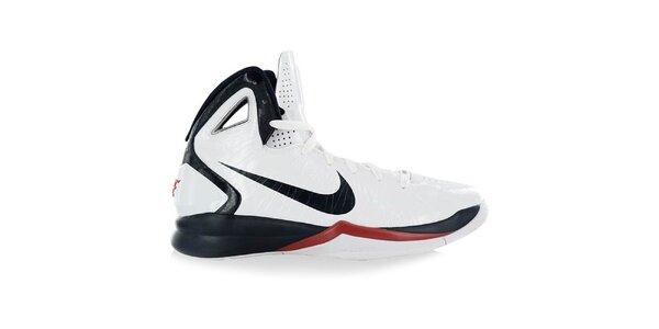 Pánské bílé basketbalové tenisky Nike