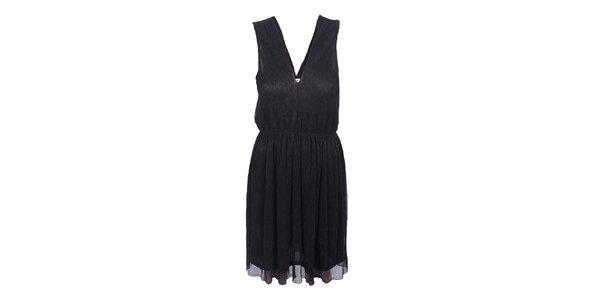 Dámské černé šaty Kaffe