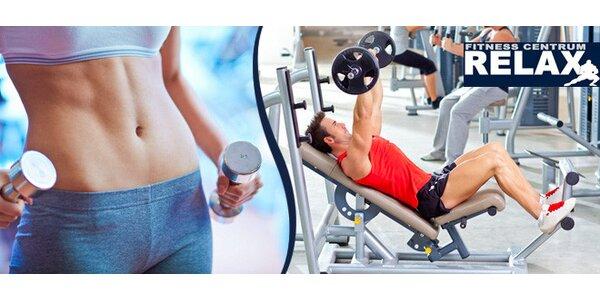 1 nebo 10 vstupů do posilovny či cvičení pro ženy