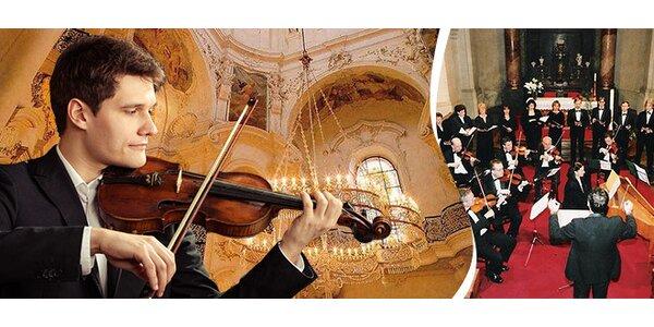 Koncerty v chrámu sv. Mikuláše na Staroměstském nám.