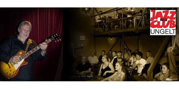 139 Kč za služby legendárního Jazz & Blues Clubu Ungelt. SLEVA 86 %!
