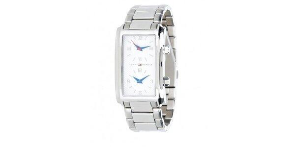Pánské ocelové hodinky Tommy Hilfiger se dvěma ciferníky