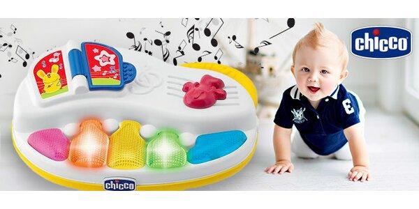 Zábavné Chicco piano Do Re Mi pro děti