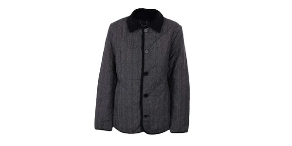 Dámský šedý jednořadý kabát Company&Co