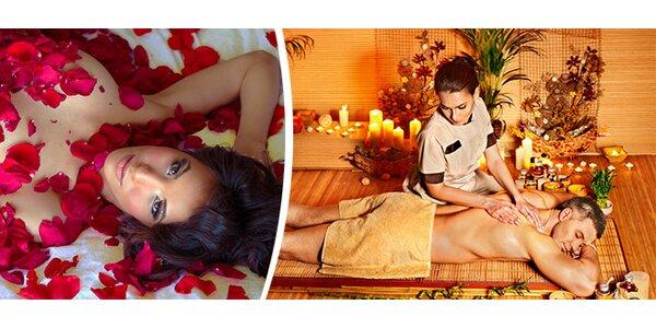 Tantricko-relaxační masáže pro muže, ženy i páry