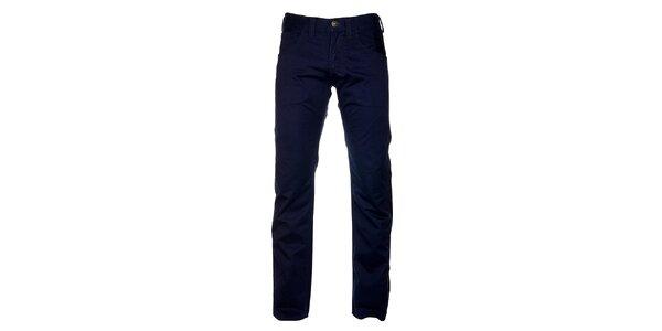 Pánské tmavě modré kalhoty Freesoul