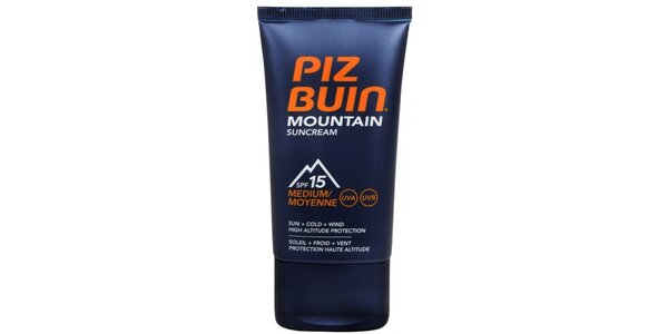 Piz Buin SPF 15 Mountain Cream 40ml