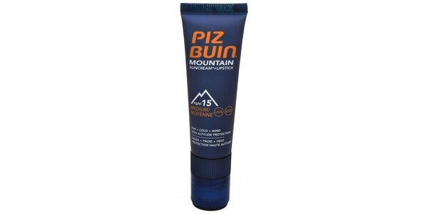 Piz Buin SPF15 Mountain Cream+stick 2v1 20ml