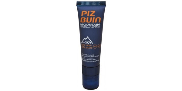 Piz Buin SPF50+ Mountain Cream+stick 2v1 20ml