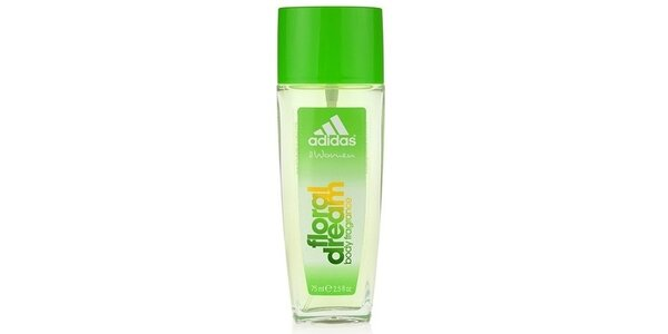 Adidas Floral Dream deonatural sprej 75ml