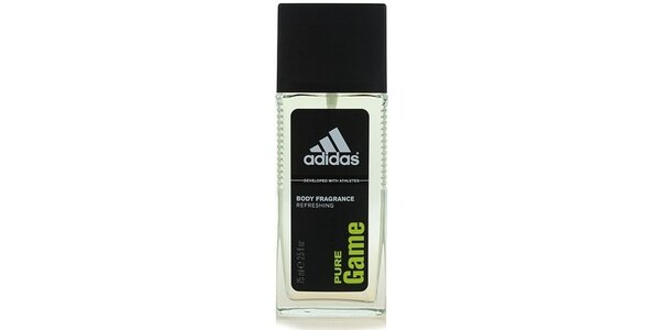 Adidas Pure Game deonatural sprej 75ml
