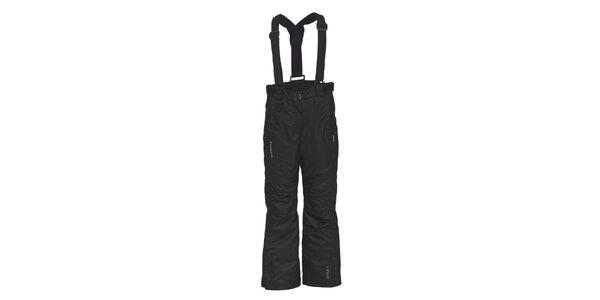 Dámské černé lyžařské kalhoty Envy - prodloužená délka
