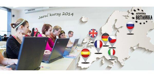 Efektivní jazykové kurzy ve škole Britannika