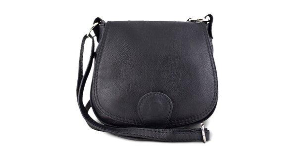 Dámská černá malá kabelka Roberto Buono