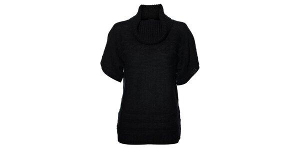 Dámský černý svetr Hope