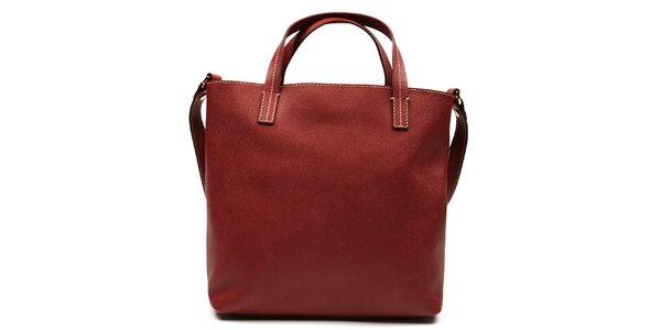 Dámská červená kabelka Acosta