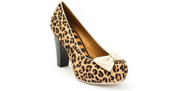 Dámské leopardí lodičky Lola Ramona