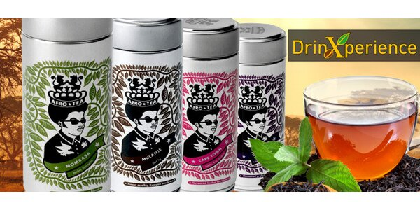 Afro Tea – exotická chuť a vůně Afriky