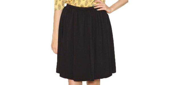 Dámská černá sukně Pepa Loves