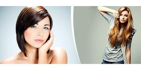 Kadeřnický balíček pro dámy - kompletní střih nebo barvení vlasů
