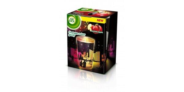 AIRWICK Multicolor svíčka Shared Moments Rubínově červená jablka 152 g