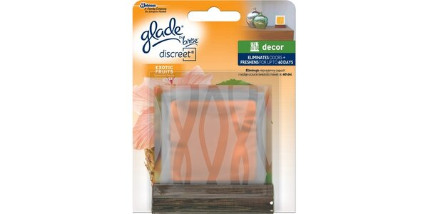 Glade Discreet Decor Exotic fruits 8g