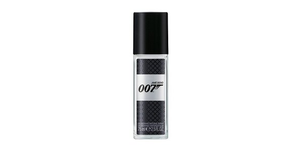 James Bond 007 deo natural sprej 75ml