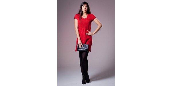 Dámské červené šaty Ada Gatti
