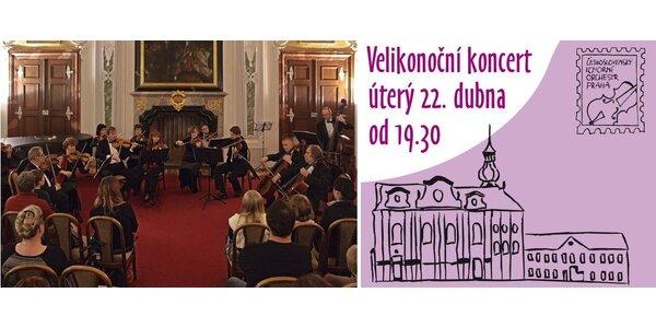 Velikonoční koncert v Břevnovském klášteře