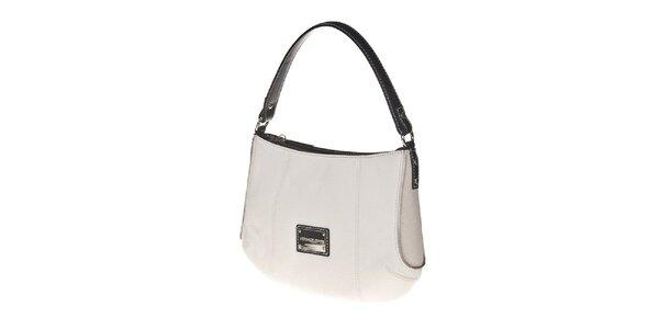 Dámská bílá kabelka s plíškem Versace Jeans