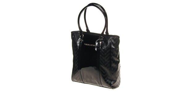 Dámská černá kabelka Versace Jeans