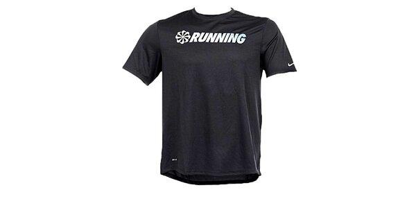 Pánské šedivé triko Nike