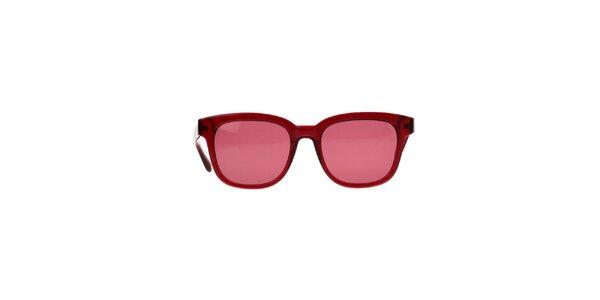 Dámské červené sluneční brýle Marc by Marc Jacobs