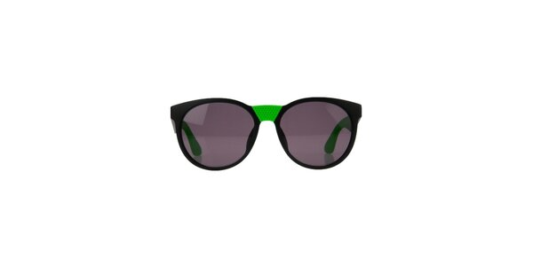 Unisex zelené brýle s neonovými detaily Marc by Marc Jacobs