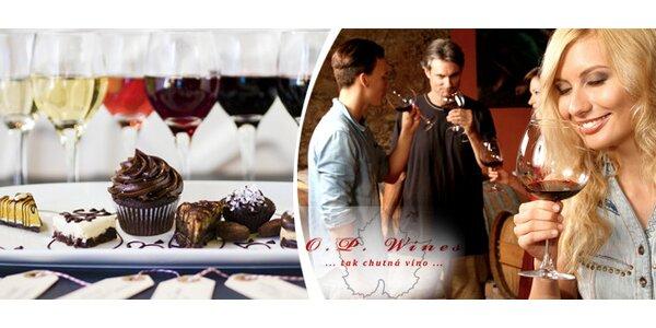 Degustace Portských vín s ochutnávkou luxusní čokolády z celého světa…