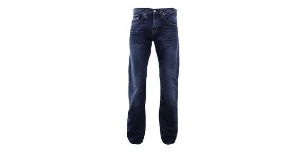 Pánské tmavě modré džíny Big Star