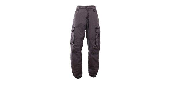 Pánské volnočasové kalhoty s kapsami Big Star