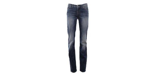 Dámské modré džíny s šisováním Big Star