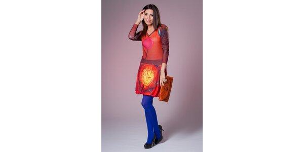Dámské červené šaty Culito from Spain