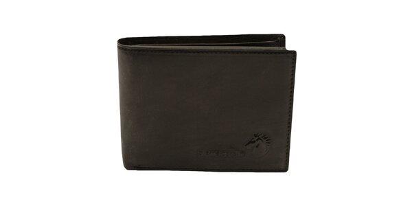 Pánská černá peněženka Pierre Cardin