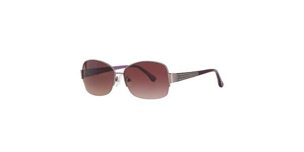 Dámské kovové sluneční brýle Michael Kors