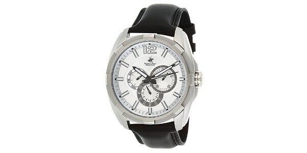 Pánské hodinky s originálním ciferníkem Beverly Hills Polo Club